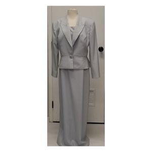 COPY - Sz 12 Cache 2 piece Mother of Bride dress